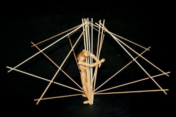 Trianguloss maket